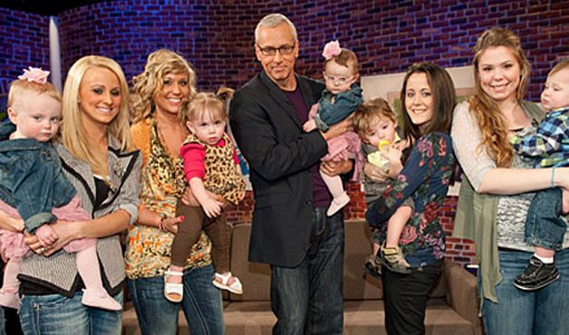 Teen Mom 2 Season 1 Reunion With Dr. Drew and the Girls Leah, Chelsea, Jenelle and Kailyn #jenelleevans #leahmesser #kailynlowry #chelseahouska #mtv #teen #mom #teenmom #teenmom2 #16andpregnant #kailyn #leah #chelsea #jenelle #evans #messer #lowry #houska #16andpregnantseason2a