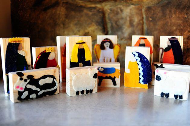 52 Best Wood Block Ideas Images On Pinterest Wooden