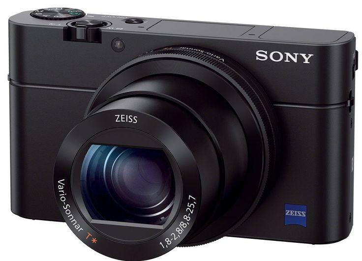 Die beste Kompaktkamera: Sony DSC-RX100 III