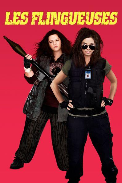 Les flingueuses (2013) Regarder Les flingueuses (2013) en ligne VF et VOSTFR. Synopsis: D'un côté il y a l'agent spécial du FBI, Sarah Ashburn, une enquêtrice rigoure...