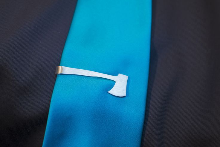 Tie clips are a great way to add an extra touch of style when wearing a tie. If you're looking for gift ideas for men – including gifts for teen guys, gifts for young men and cool gifts for Dad – thes
