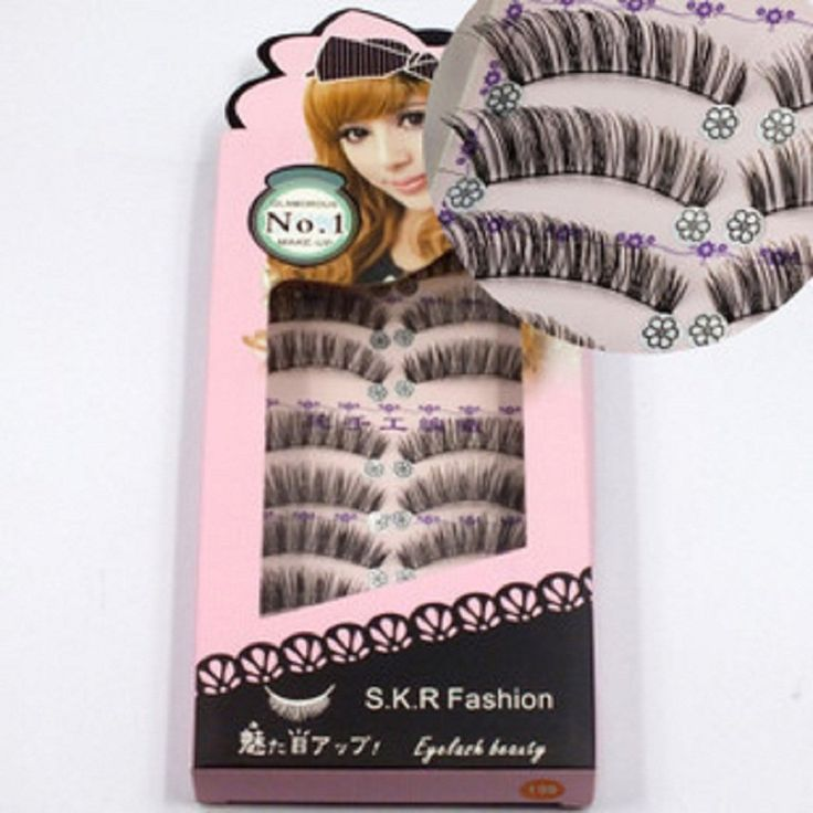 Leiothrix Upscale 10 Pairs Long Thick Eyelashes for Women and Girls On any Occasion. Box of 10 pairs homemade upscale natural lifelike eyelashes. 100% brand new, maintain proper, can be used repeatedly. Product made of the advanced synthetic fiber, for a comfortable fit and deformation is not easy. Fine craft, easily show confidence and beautiful on any occasion. If you want to refund, Please refer to the refund policy in the description.