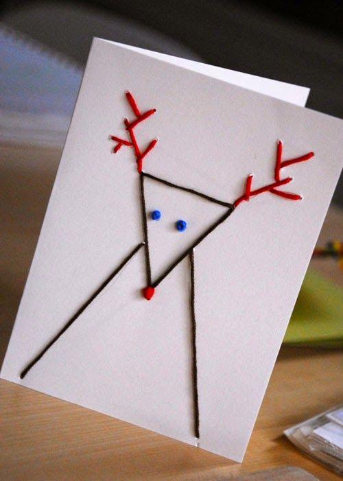 KARÁCSONYI DEKORÁCIÓK: Különleges, kézzel készített karácsonyi lapok