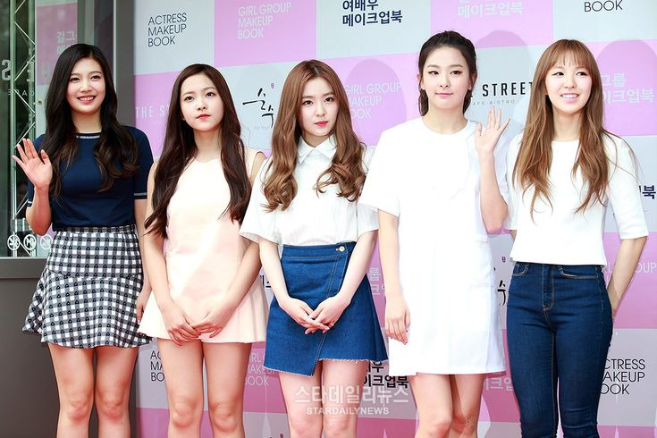 Red Velvet Joy Yeri Irene Seulgi Wendy Kpop Fashion
