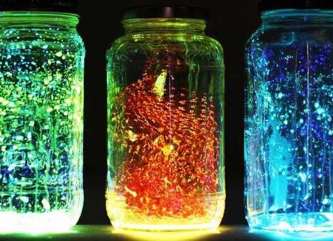 Návod na svítící lucerničky ze sklenic