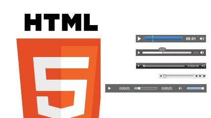 HTML5's audio element is quite similar to the  video element. The element should support common sound formats such as WAV files:    In this manner, the  audio element looks pretty much the same as Internet Explorer's  proprietary  bgsound element. Having the fallback content rely on that proprietary tag  might not be a bad idea: