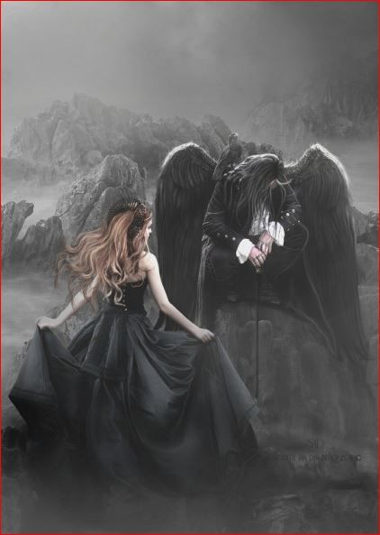 Welcome to the Darkness  http://www.babsartcreations.com/pages/190191/Bab_sArtCreations.html