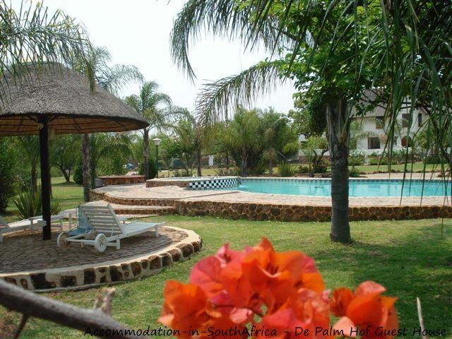 Unwind at De Palm Hof Guest House. http://www.accommodation-in-southafrica.co.za/Gauteng/Pretoria(Tshwane)/DePalmhofGuesthouse.aspx