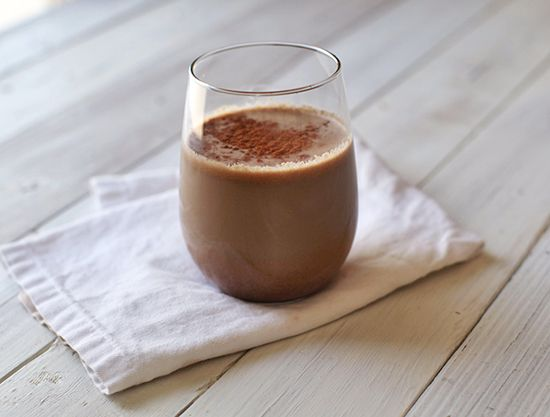 Chai Gingerbread Shake | goop.com