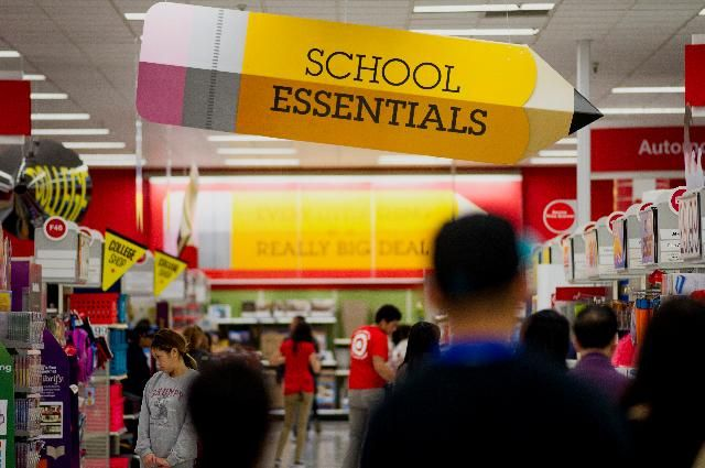 Back To School Sales Tax Holidays For 2015 Starting Soon - Forbes