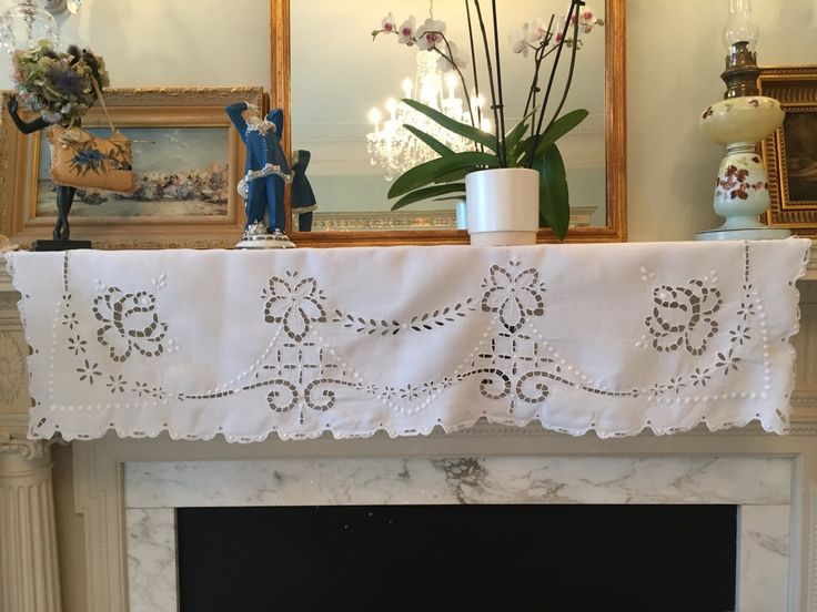 A personal favourite from my Etsy shop https://www.etsy.com/uk/listing/268211183/antique-victorian-valance-1880-to-1900