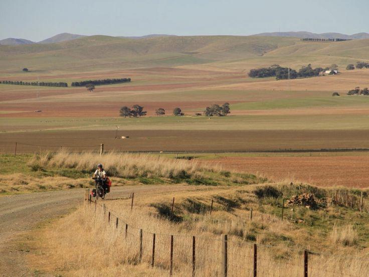 Cycling the 900km Mawson Trail in South Australia. #cycletouring #bicycletouring #adventure #cycling #australia #bikehike
