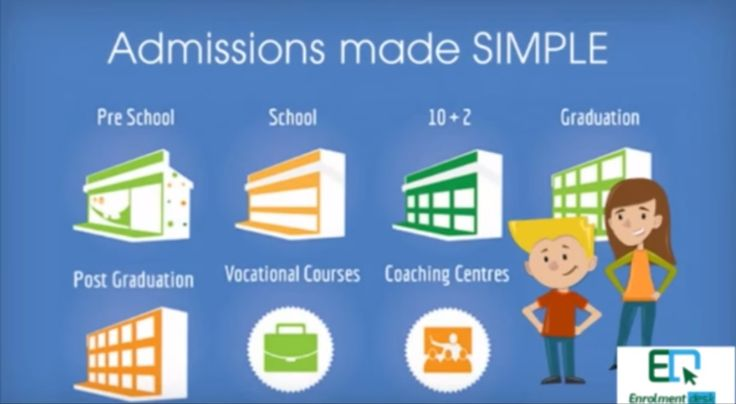 EnrolmentDesk.com is an online school admissions system that automates the complete admission procedure for schools including online admissions form.