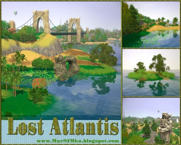 master of atlantis no-cd crack for sims 3