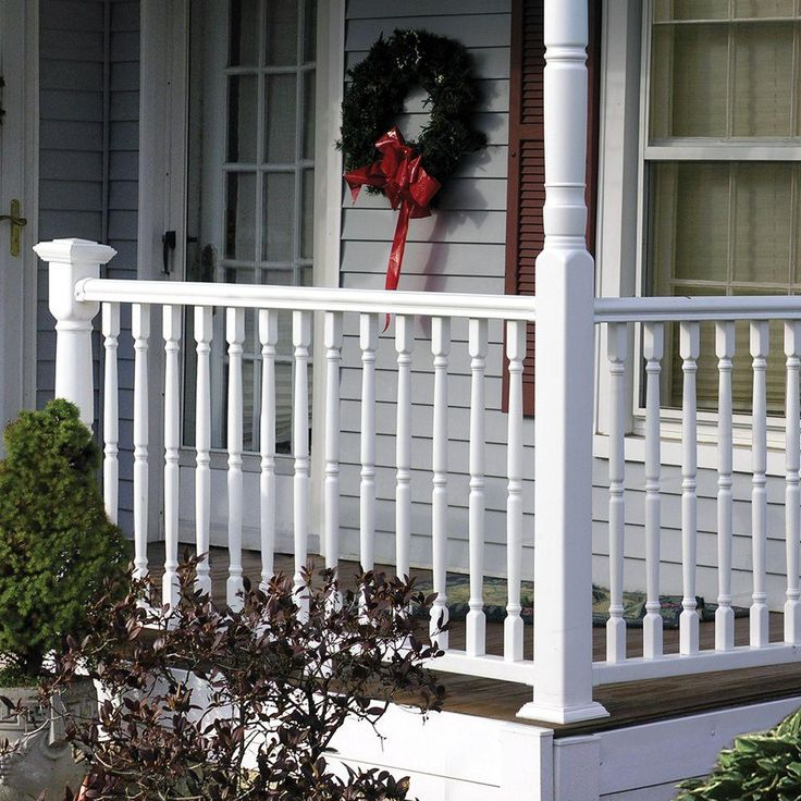 66 best front of house entryway images on pinterest for Pre built porches