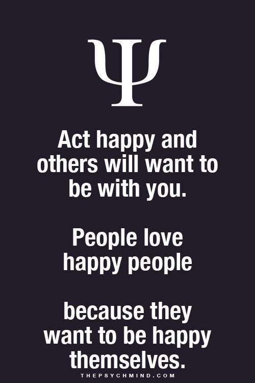 But what if your happy is just an act and nothing more? People get hurt!
