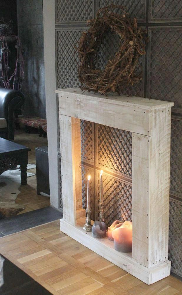 Pin By Cynthia Taylor On Faux Fireplace In 2020 Diy Fireplace Mantel Diy Fireplace Faux Fireplace