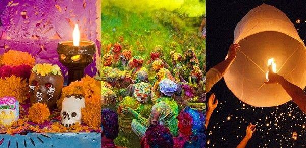 Estos son los 13 legendarios festivales a los que tienes que ir antes de ser demasiado viejo