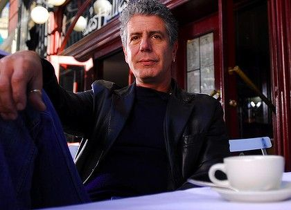 """""""ANY excuse to come to Melbourne is always a good one,"""" Anthony Bourdain says before his appearance at the Melbourne Food and Wine Festival."""
