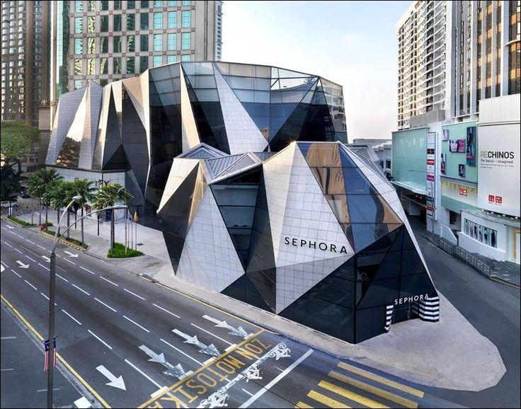 торговый центр в Малайзии