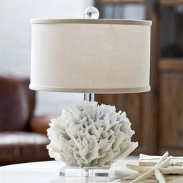 Tropical Table Lamps Design Ideas, Pictures, Remodel and Decor