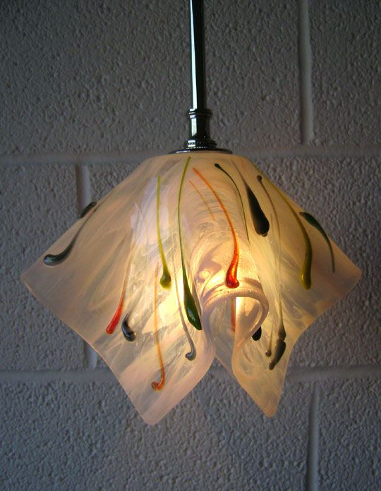 Fabulous 61 best Fused Glass Lighting images on Pinterest | Fused glass  NH07
