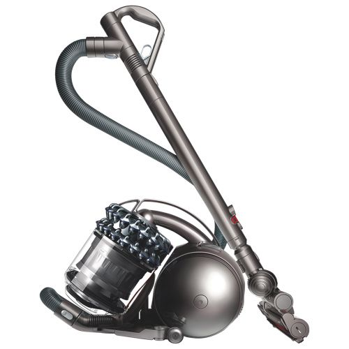 The NEW Dyson Cinetic Canister Vacuum (DC78TH) captures microscopic dust ultra efficiently into a bagless canister!