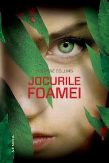 Va astept la concurs! Puteti castiga primul volum al trilogiei JOCURILE FOAMEI.