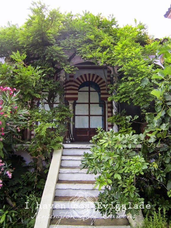 18 Best Images About Kensington Roof Garden On Pinterest