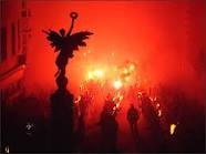 lewes bonfire night - my favourite night of the year!