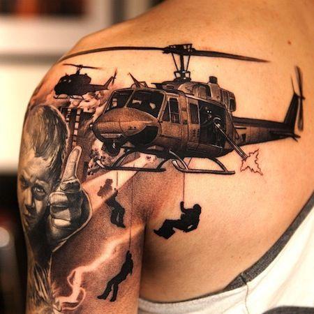 tattoo soldier - Google Search
