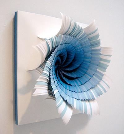 Best Paper Sculpture Images On Pinterest Paper Sculptures - Mesmerising hand crafted paper sculptures jen stark
