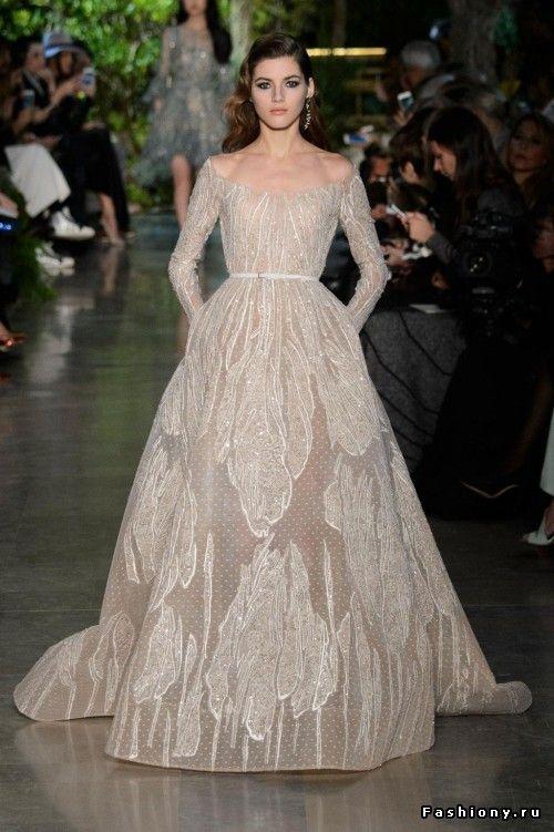 Elie Saab Couture весна-лето 2015