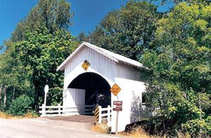 South Myrtle Creek (Neal Lane) Covered Bridge, 1929. ~KJ~ been to this one; 30 minutes south