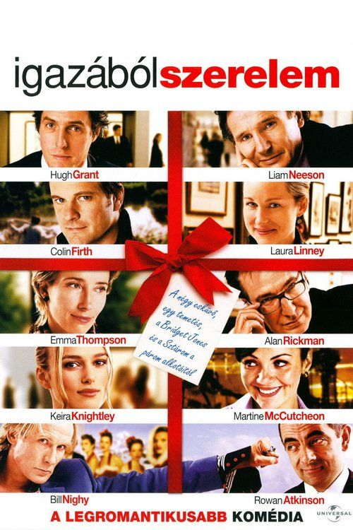 Watch Love Actually (2003) Full Movie Online Free