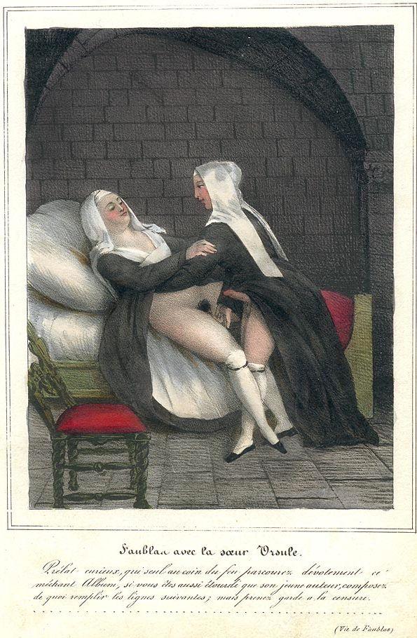 картинки секс монашка