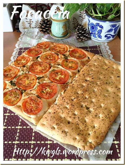INTRODUCTION I never knew that focaccia is so easy to prepare. I always thought that focaccia needs some long and tedious preparation resembling the sourdough bread whereby I need to wait for days ...