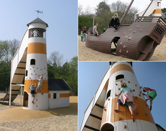 world's most amazing playgrounds