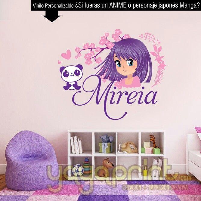 233 best graffiti nombre decoraci n habitaci n dormitorio for Stickers habitacion nina