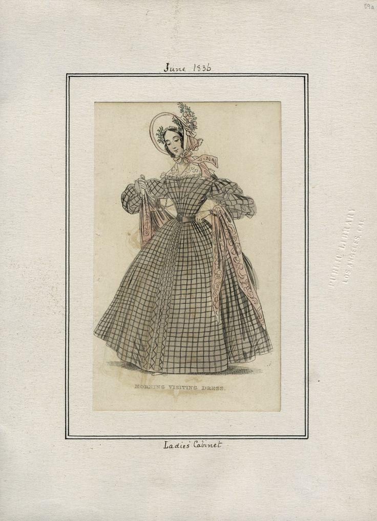 Ladies' Cabinet June 1836 LAPL