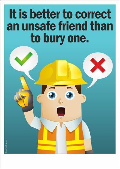 Correct An Unsafe Friend