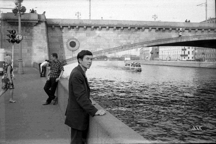 Москва 1973 года.: zeitkeeper