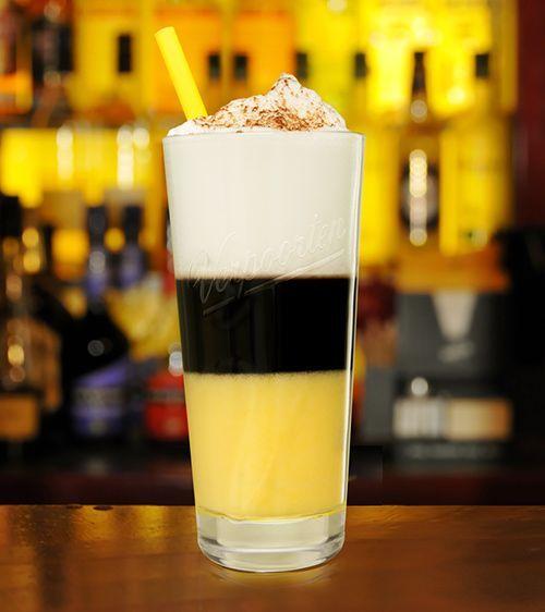 Ei,Ei,Ei...VERPOORTEN! Weltgrößte Eierlikör-Rezeptsammlung: Kaffee Cocktails mit Eierlikör ... Coffee Shooter ... http://www.verpoorten.de ...