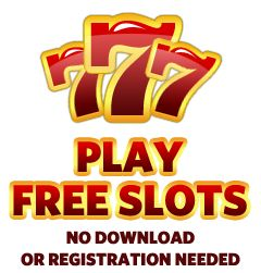 Play free slots no download or registration required only at TheBingoOnline.com.