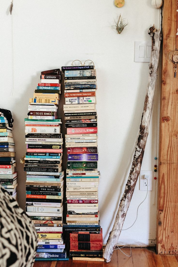 435 best book wall images on pinterest urban outfitters blog about a space emily katz s portland home