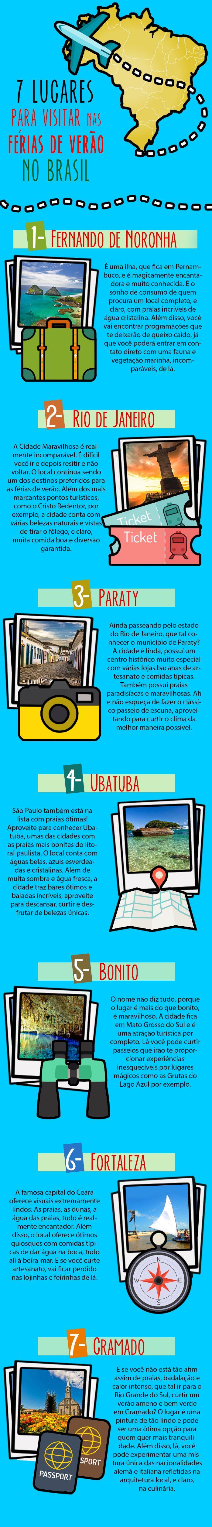 #Infográfico #Infographic #SevenList #CabideColorido @cabidecolorido…