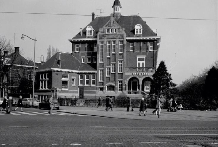 Heemraadssingel, Vierambachtsstraat.