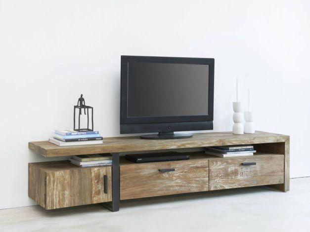 Tv Meubel Gerecycled Teakhout.Orvault Tv Meubel Furniture Tvs Home Decor