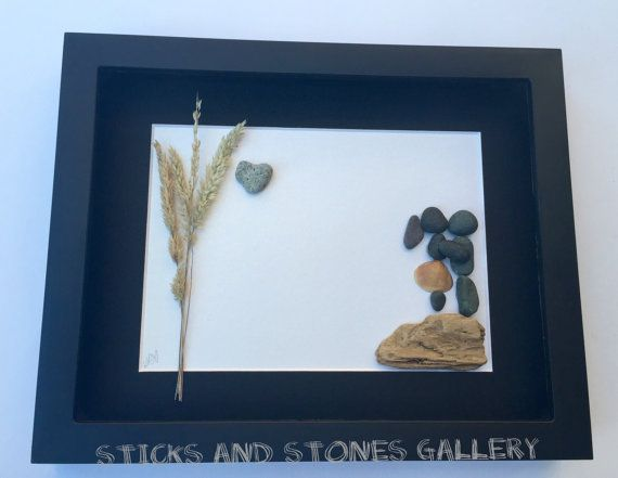 Unique Wedding Gifts Vancouver : unique pebble art gifts for couples, engagement gifts and personalized ...