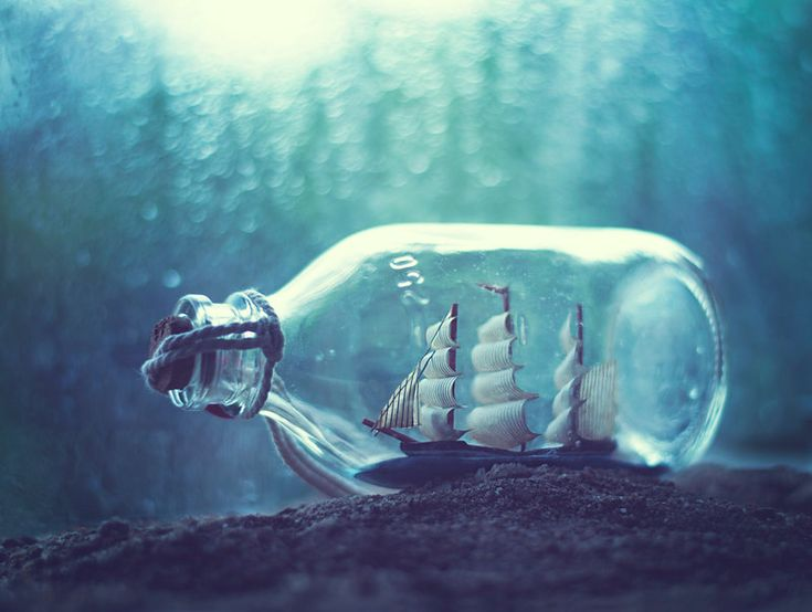 Bottled Dream by arefin03.deviantart.com on @deviantART